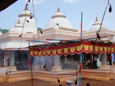Shri Mahalaxmi Devi Temple Balli Goa