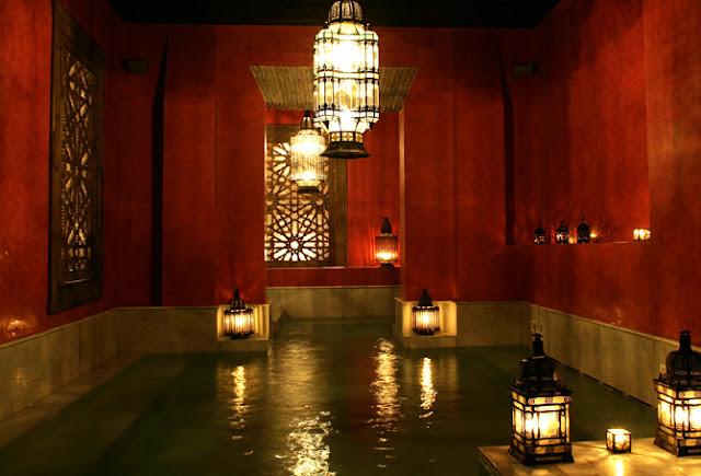 Lifestyle blog tupersonalshopperviajero moda viajes y belleza ba os rabes 39 aire de sevilla - Banos arabes de sevilla ...