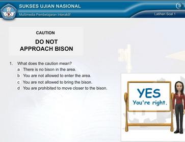 Soal Ujian Nasional 2013 Information Ict