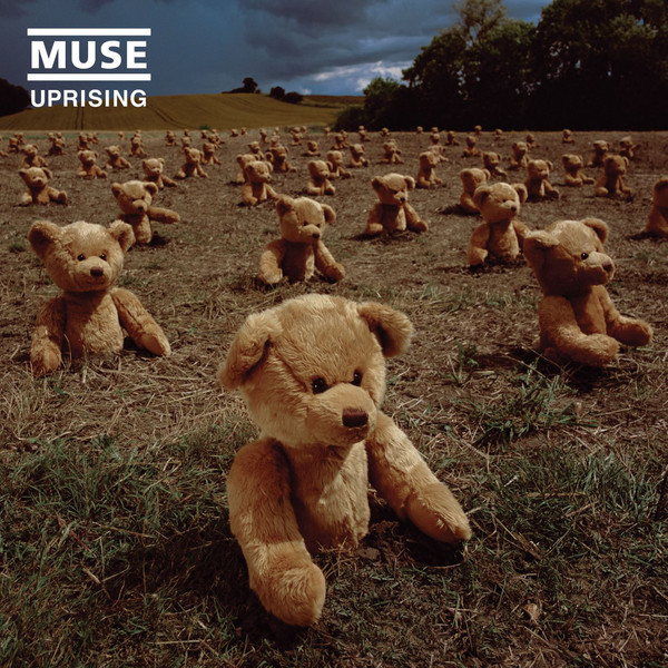 Muse - Uprising - Single Cover