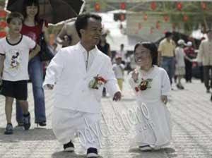 Chen Li Guilan Manusia Terpendek di Dunia