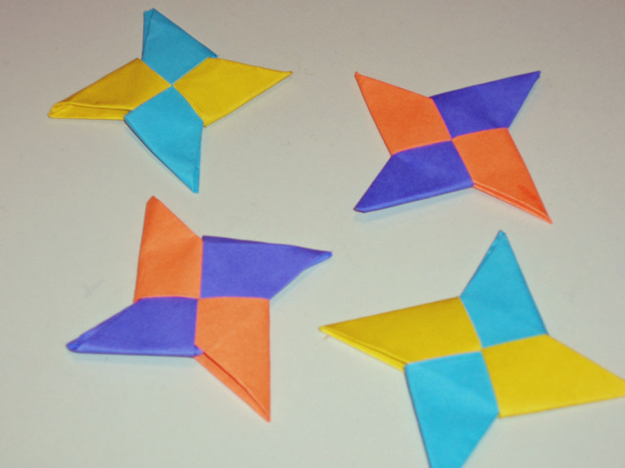 Our Adventures In Art Origami Fun