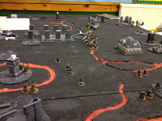 Hobbit SBG - The battle for the Khazad Hall is nearly over