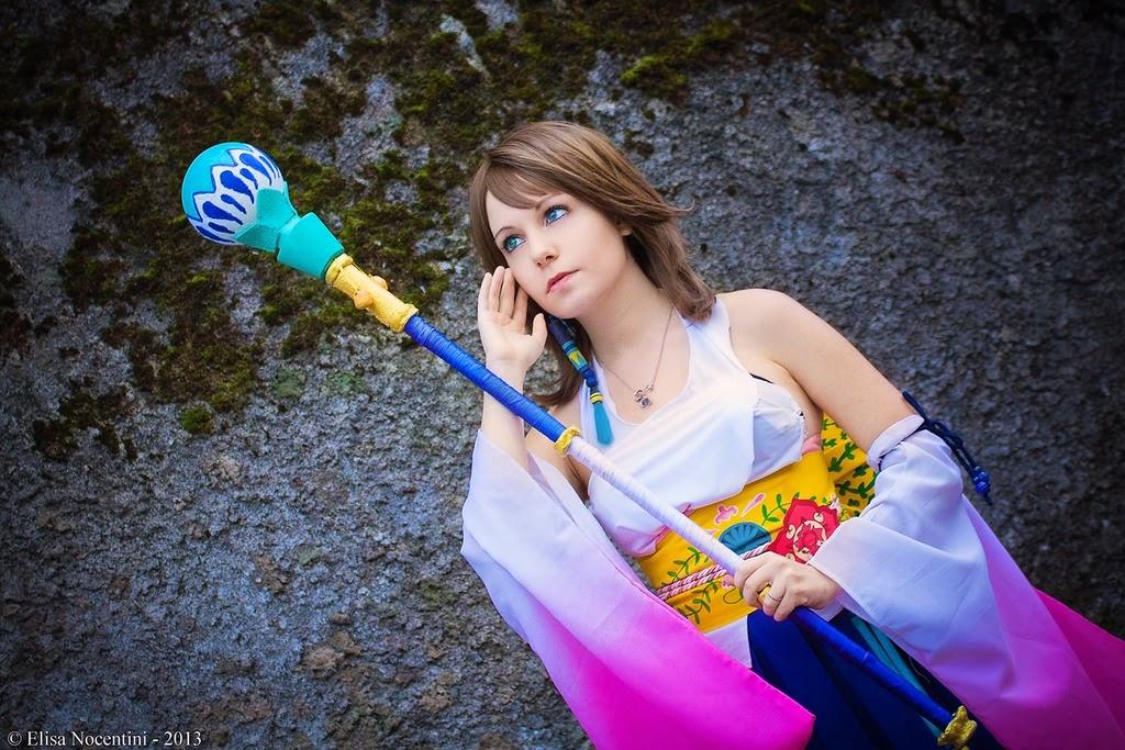 Final Fantasy x yuna sex video