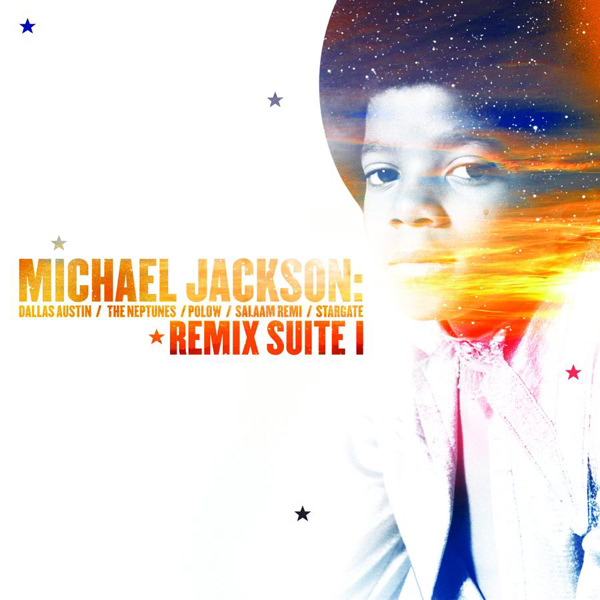 Michael Jackson - Remix Suite I - EP Cover