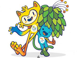 Mascotas Juegos Olímpicos Río de Janeiro 2016