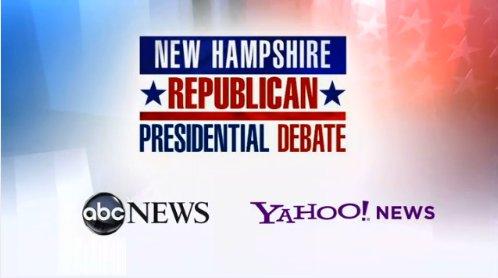 full video of republican debate at saint anselm college