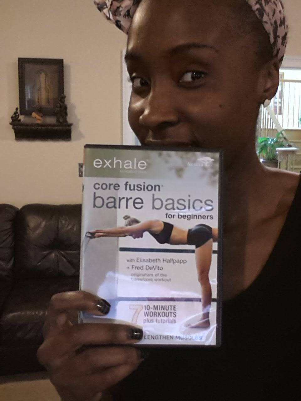 Core Fusion Barre Basics for Beginners