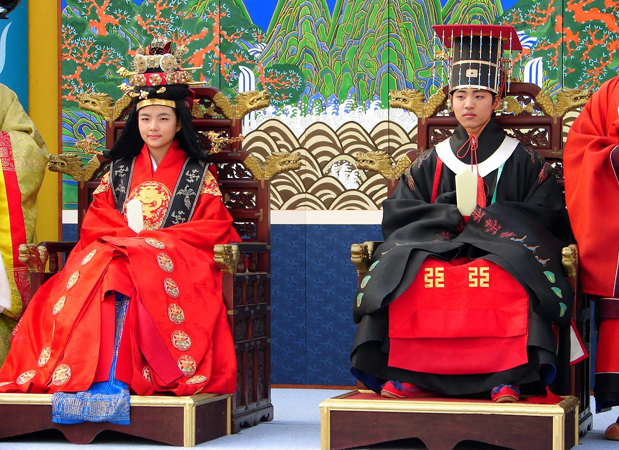 Korean Wedding Gift Etiquette : ... Koreas Wife-Training School at The Institute Of Etiquette And