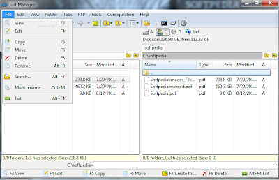 Batch Files Renamer Utility - Just Manager