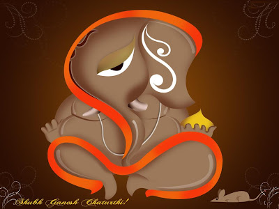 Lord Ganesha Wallpaper free online