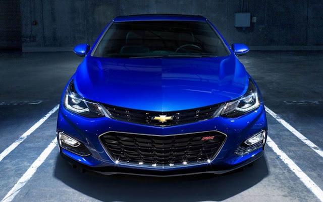 The Amazing New Launching Chevrolet Cruze 2016
