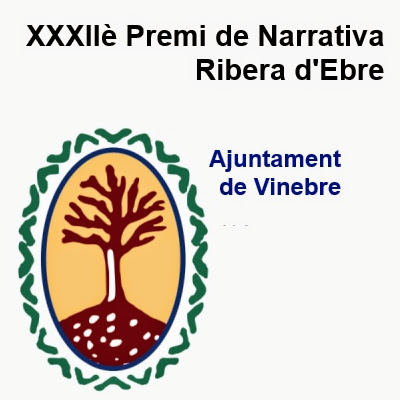XXXIIè Premi de Narrativa Ribera d'Ebre