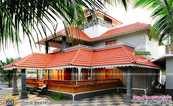House construction Kerala