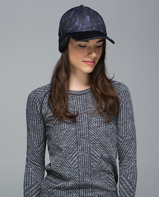 lululemon fluffed up hat
