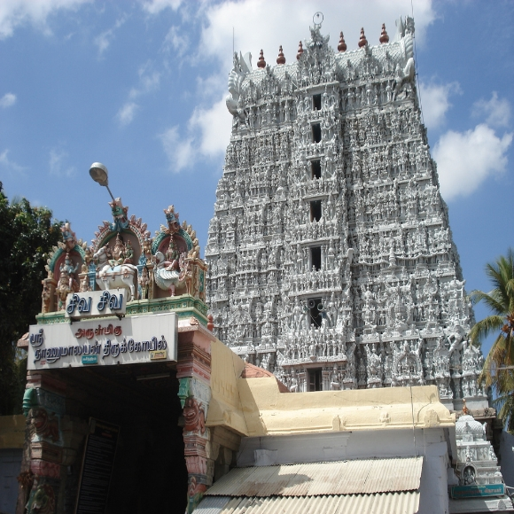 இமயம் முதல் குமரி வரை எத்தனை ஆலயங்கள்  Temple+7+Suchi