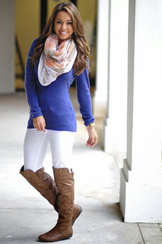 Top 5 Fall Attire Fashion