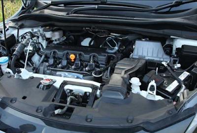Mesin Honda HR-V 1,8 liter