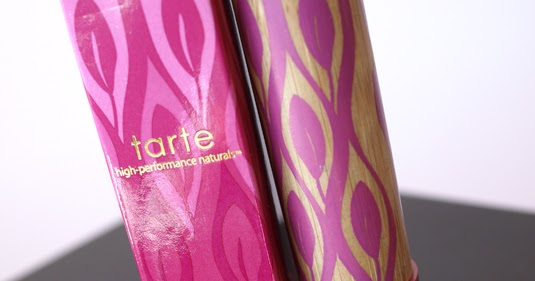 Yve Hearts : Review: Tarte Glamazon Pure Performance Lipstick in ...