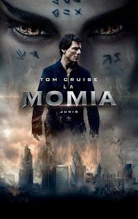 Poster de La Momia