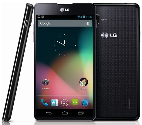 new lg optimus nexus