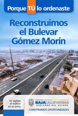 Bulevar Gómez Morín