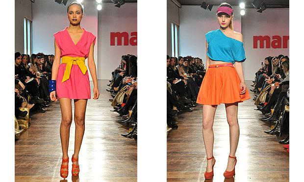 Coleção Verão 2012 da Marisa
