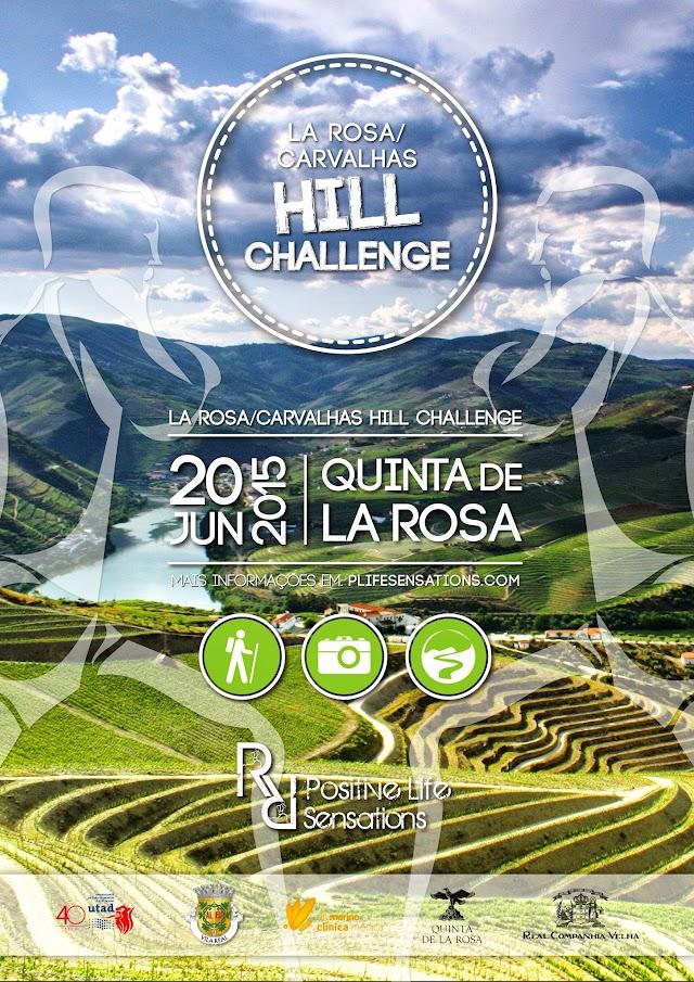 Divulgação: La Rosa-Carvalhas Hill Challenge: prova de biatlo no Douro a 20 de Junho - reservarecomendada.blogspot.pt