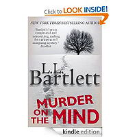 FREE: Murder on The Mind (A Jeff Resnick Mystery) by L.L. Bartlett