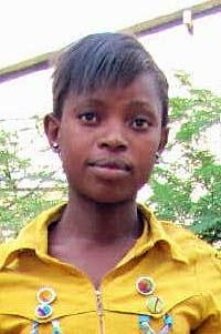 Eunice from Tanzania