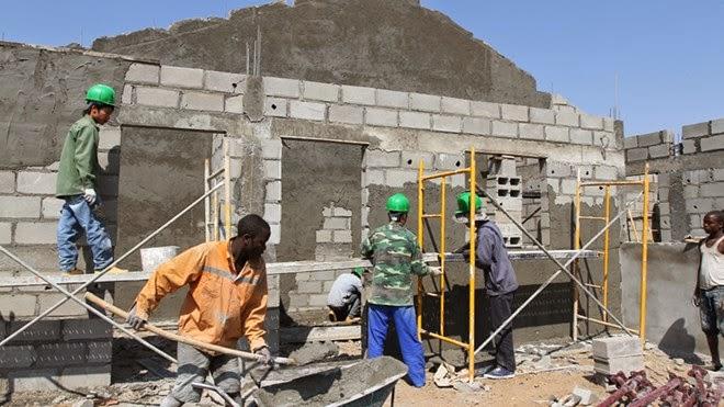 Đi xuất khẩu lao động Angola lương 800 - 1500 USD