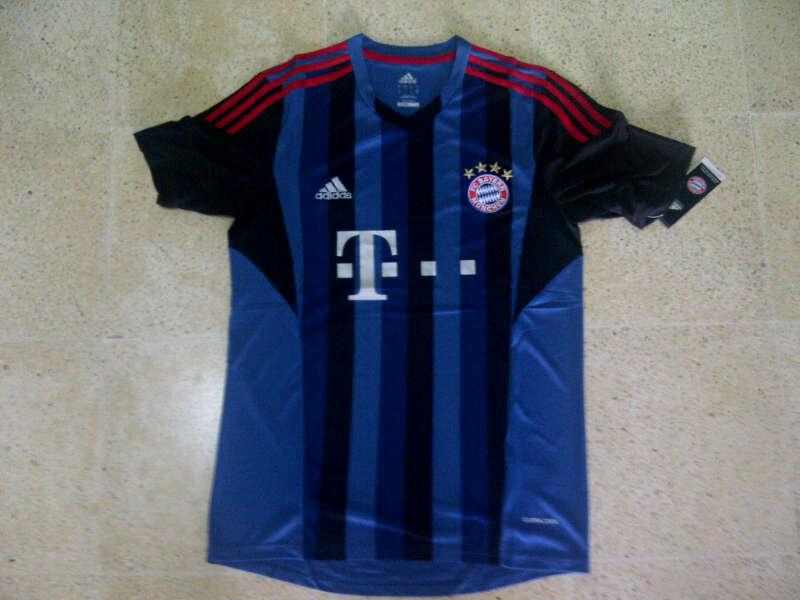 Jual Jersey Bayern Munchen Away 2014