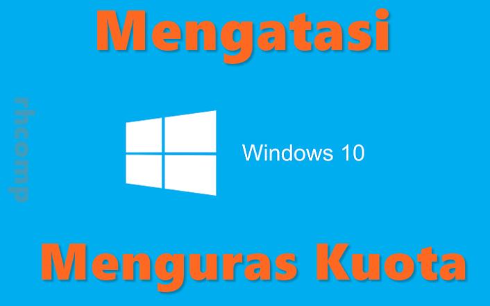 cara mematikan windows 10 update assistant