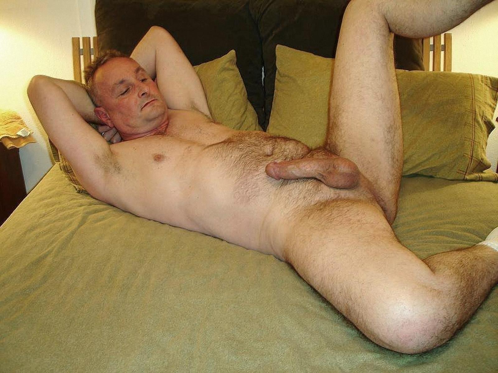 Взрослые голые мужики