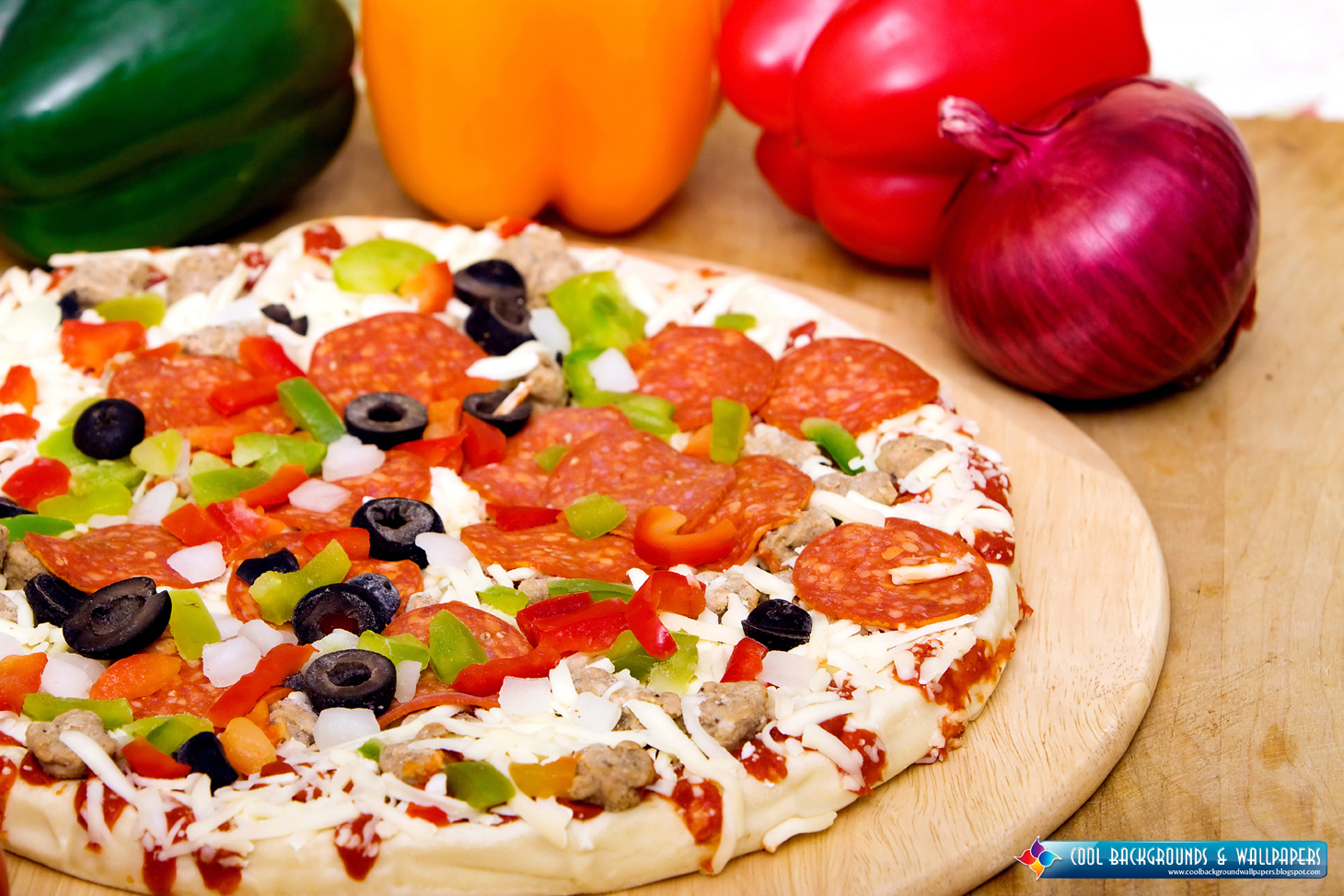 Pizza HD Wallpapers