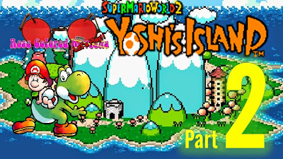 Yoshi's Island remains as one of the most popular SNES games to have been released by Nintendo