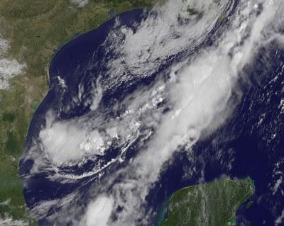 Atlantik aktuell: Wettlauf um den Namen MARIA hat begonnen - neuer Tropischer Zyklon im Golf von Mexiko möglich, Maria, Nate, Katia, Atlantik, Golf von Mexiko, Vorhersage Forecast Prognose, September, aktuell, 2011, Hurrikansaison 2011,