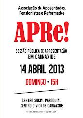 A APRe! em Carnaxide