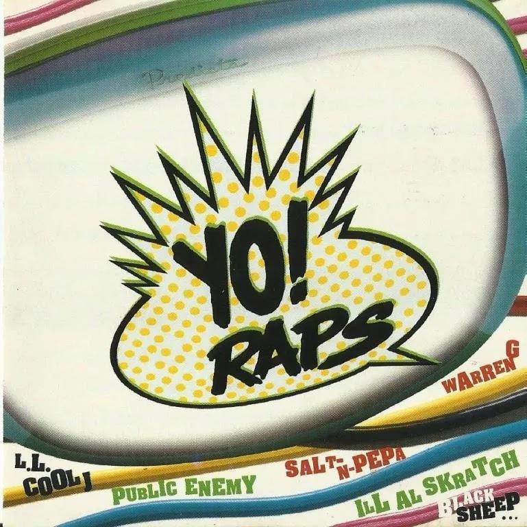 VA-Yo Raps (CD-1995)