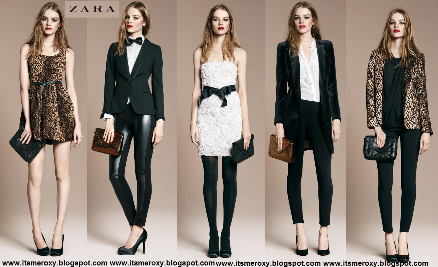 Zara for High fashion meaning