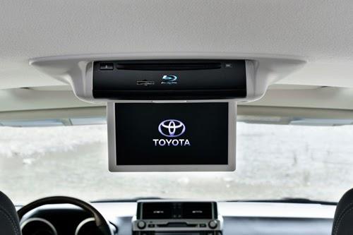 Toyota Prado 2014 đảm bảo an toàn vượt trội