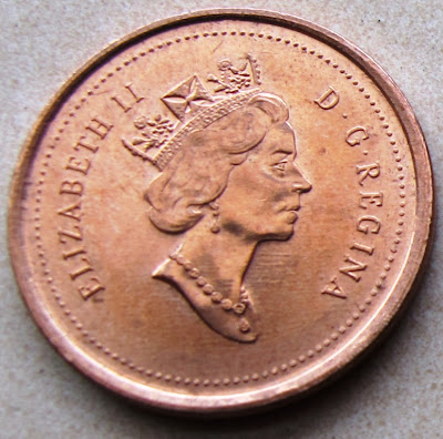 What to do with canadian pennies