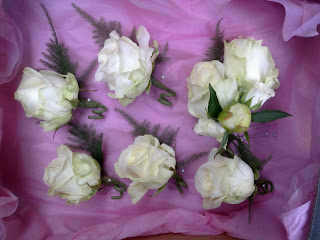 buttonholes for wedding at adare manor