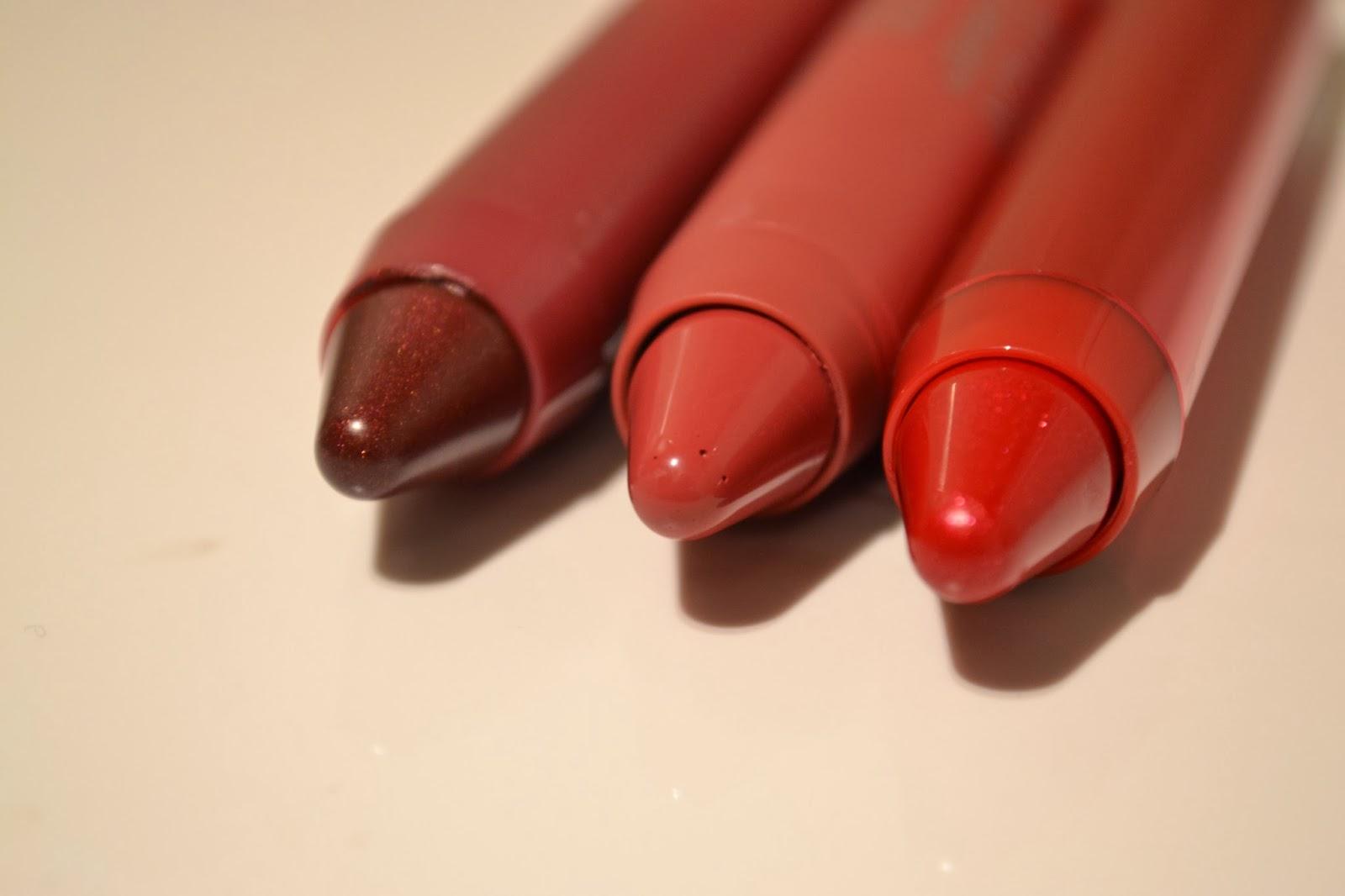revlon lip crayons