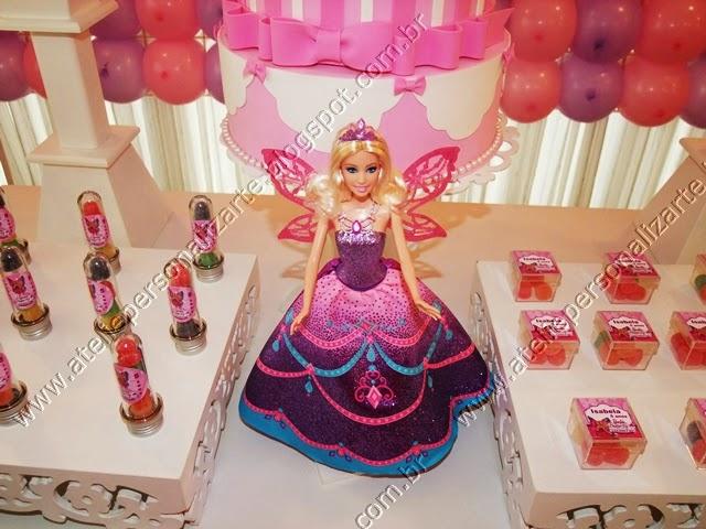 decoracao de aniversario infantil barbie butterfly porto alegre