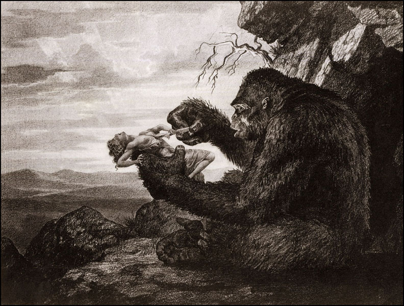 Free Submit 1 Drawings By Ray Harryhausen