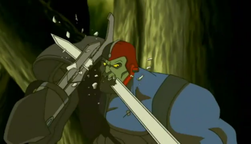 Trap Jaw 2002 to Cut Part of Trap-jaw's