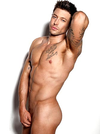 PHOTO Blue 39s Duncan James Naked For Attitude Magazine
