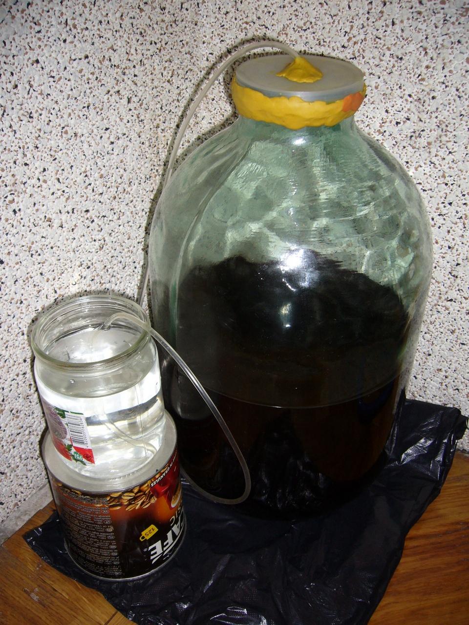 Как сделать вино из винограда в домашних условиях: рецепт 71