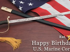 Happy 237th Birthday Marines!